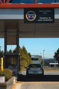 Nexus Lane Instructions For Usa Canada Border